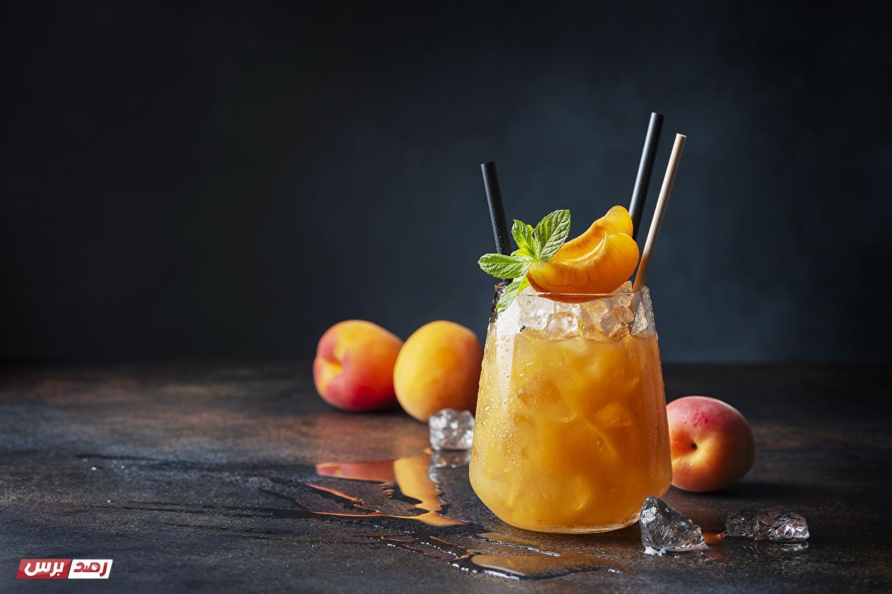 طريقة تحضير عصير المشمش