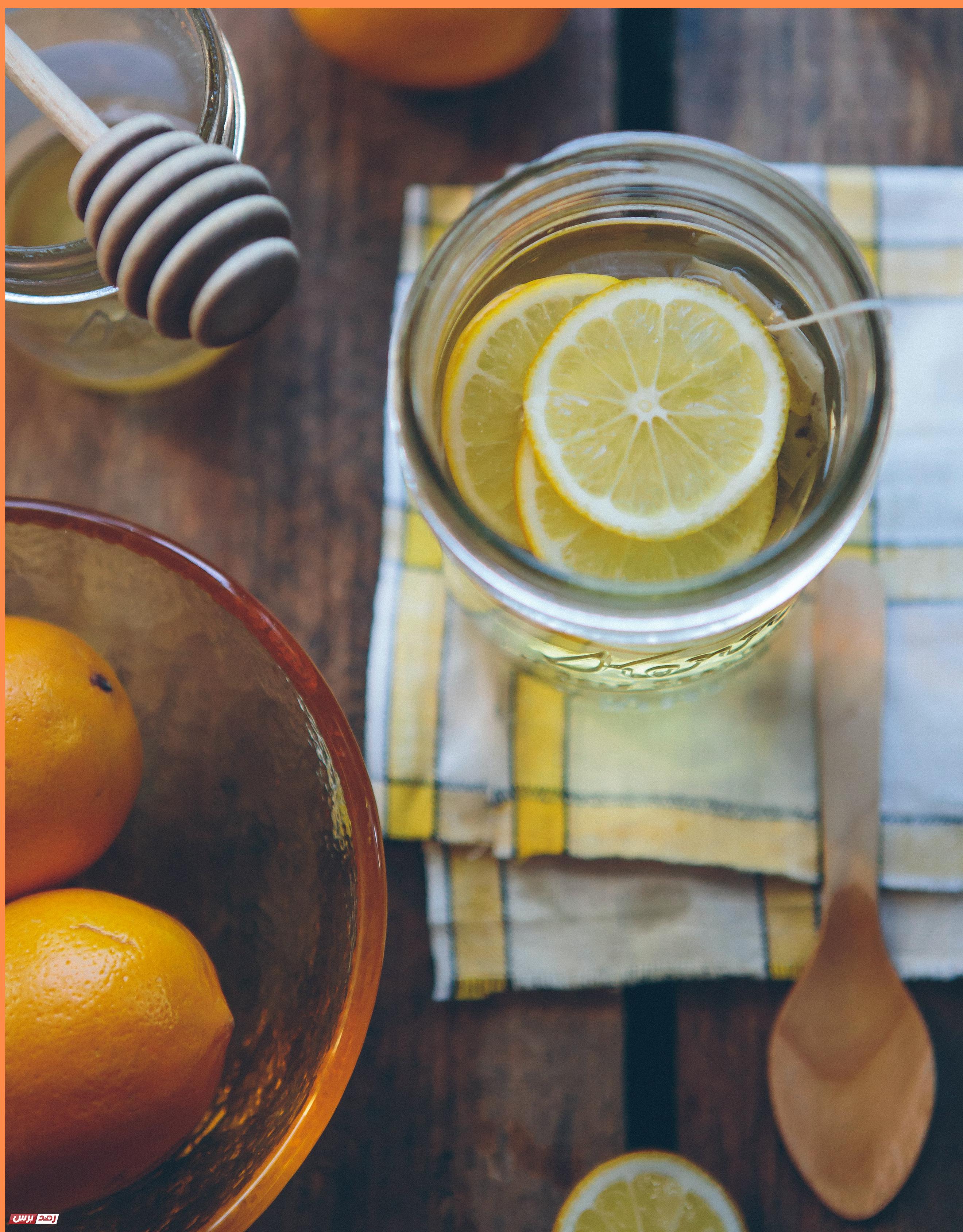 طريقة عمل عصير ليمون منعش
